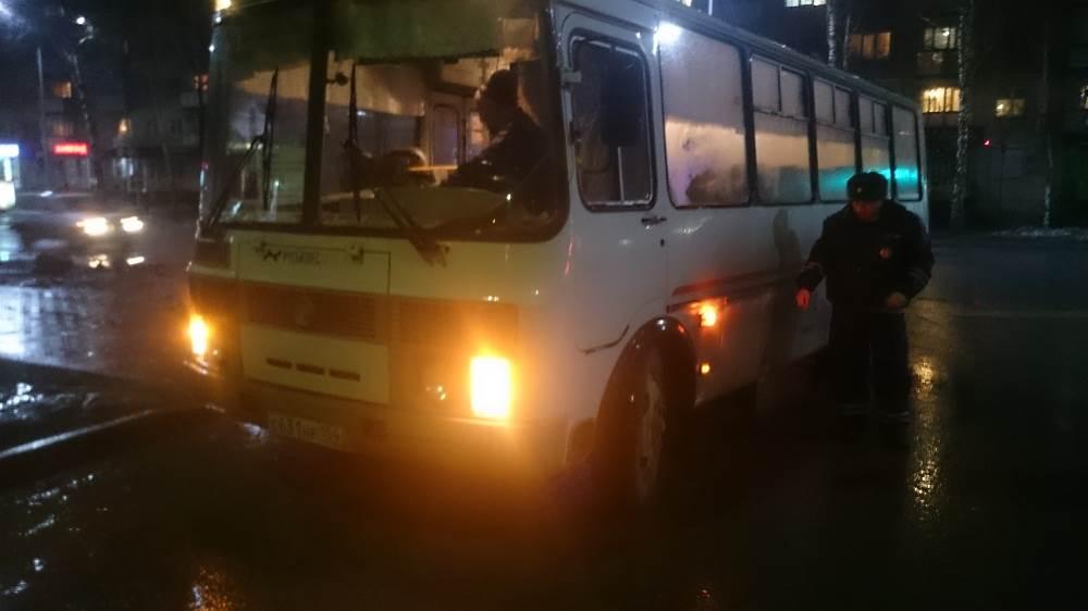 82-летнюю бабушку сбил рейсовый автобус в Бердске