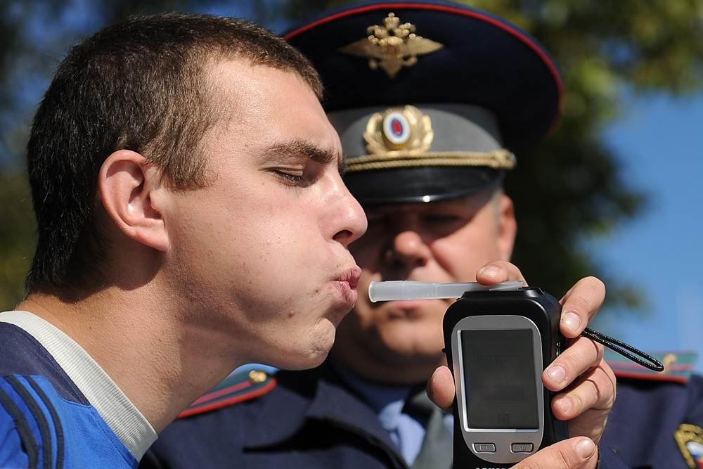 Предупреждает ГИБДД: На дорогах НСО ожидается «Нетрезвый водитель»