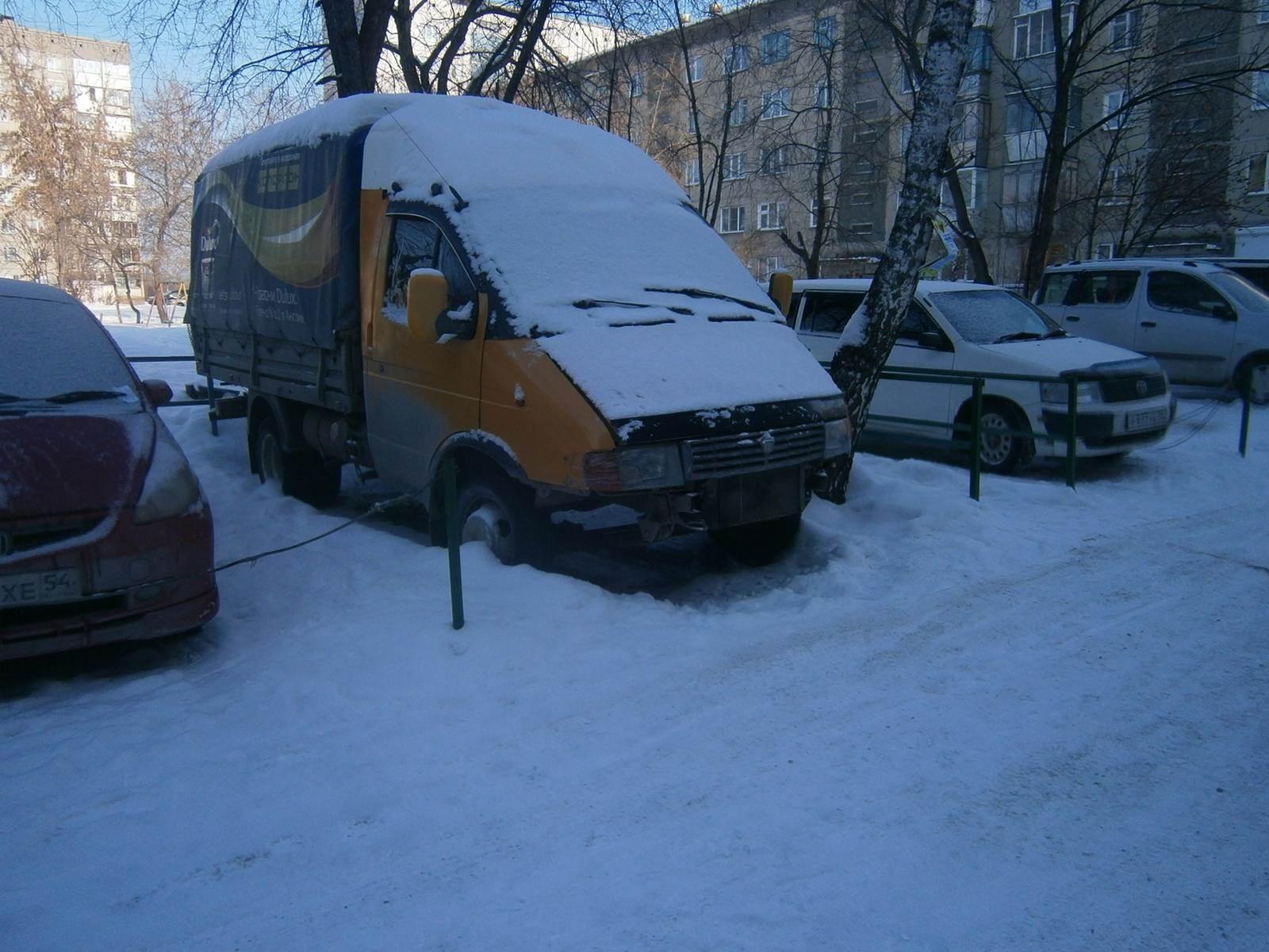 Иваново дело: Брошенные автомобили представляют реальную угрозу