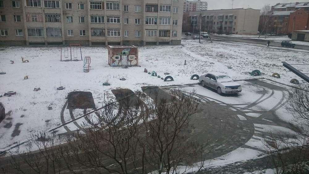 Гранты от Шестернина жителям Бердска за обустройство парковок