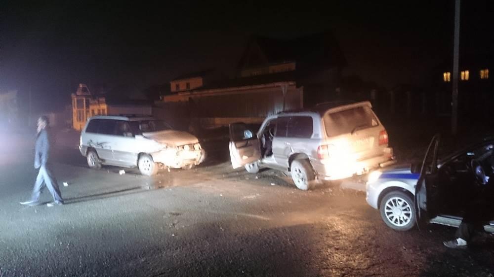 Полицейские задержали водителя, допустившего ДТП в Бердске