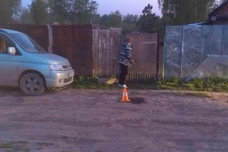 Маленький ребенок погиб в ДТП в Новосибирске
