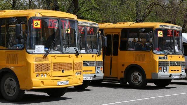 Путин ударил штрафами по разгильдяйству при перевозке детей в автобусах