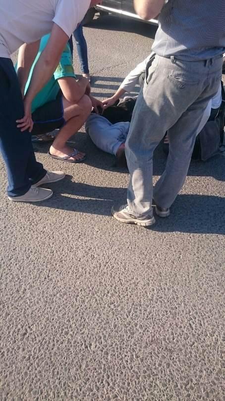 Рядом с «зеброй» в Бердске автомобиль сбил несовершеннолетнего мальчика