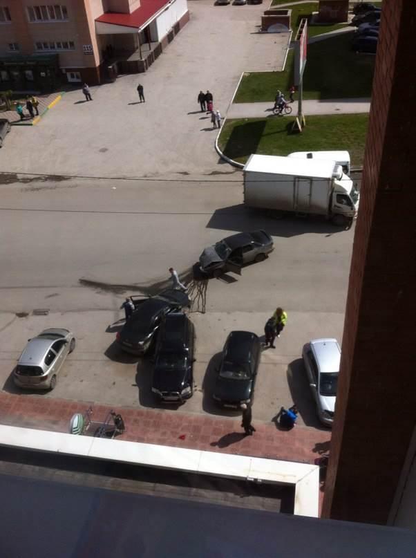 Жесткое ДТП в Бердске. Последствия