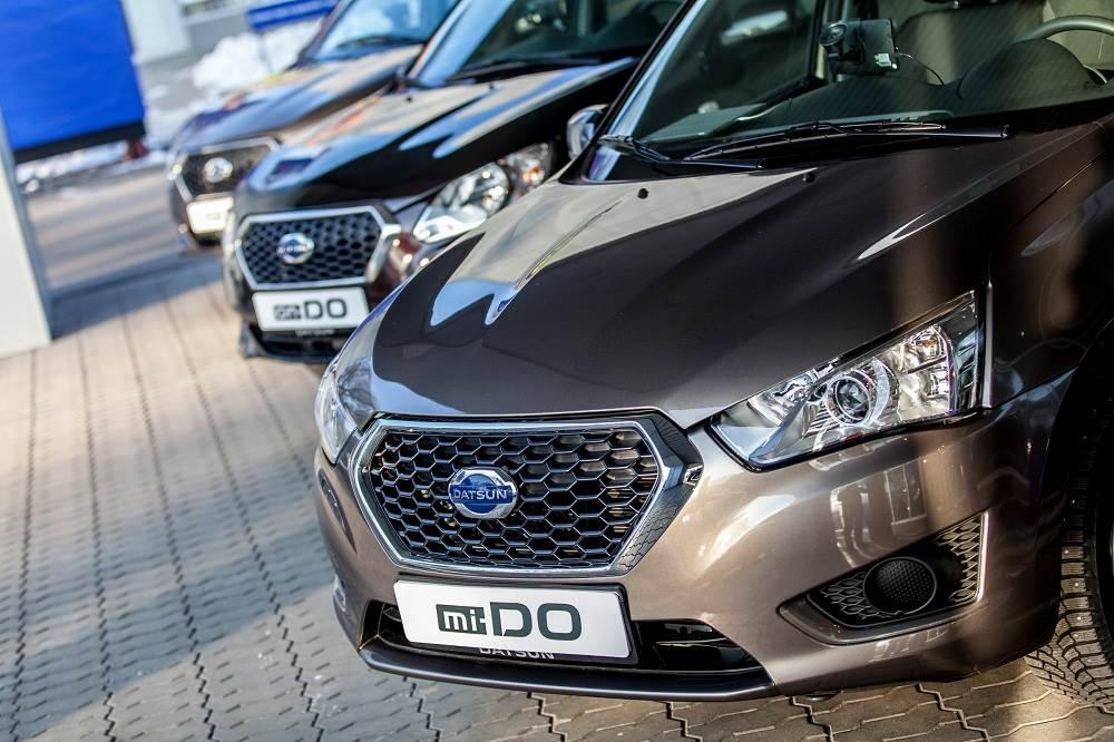 Япона-мама: Datsun стал дороже на 30 тысяч рублей
