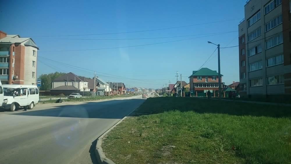 «Свидетель»: Власти Бердска выделяют 19,8 млн рублей на дорогу в Южном