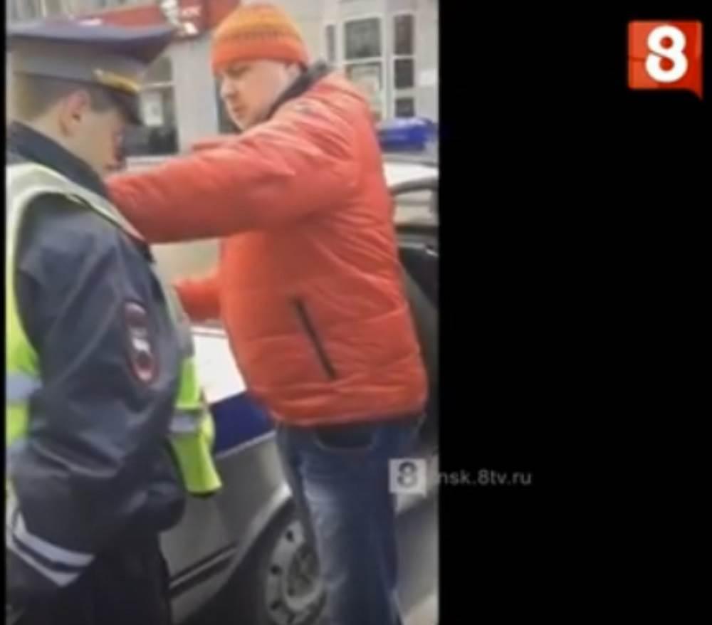 Инспектора ДПС в Новосибирске приговорили к штрафу в 1 млн рублей за взятку