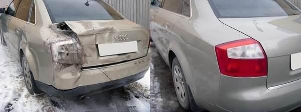 «Авто не битый, не крашенный» Так ли? Всё расскажет ГИБДД
