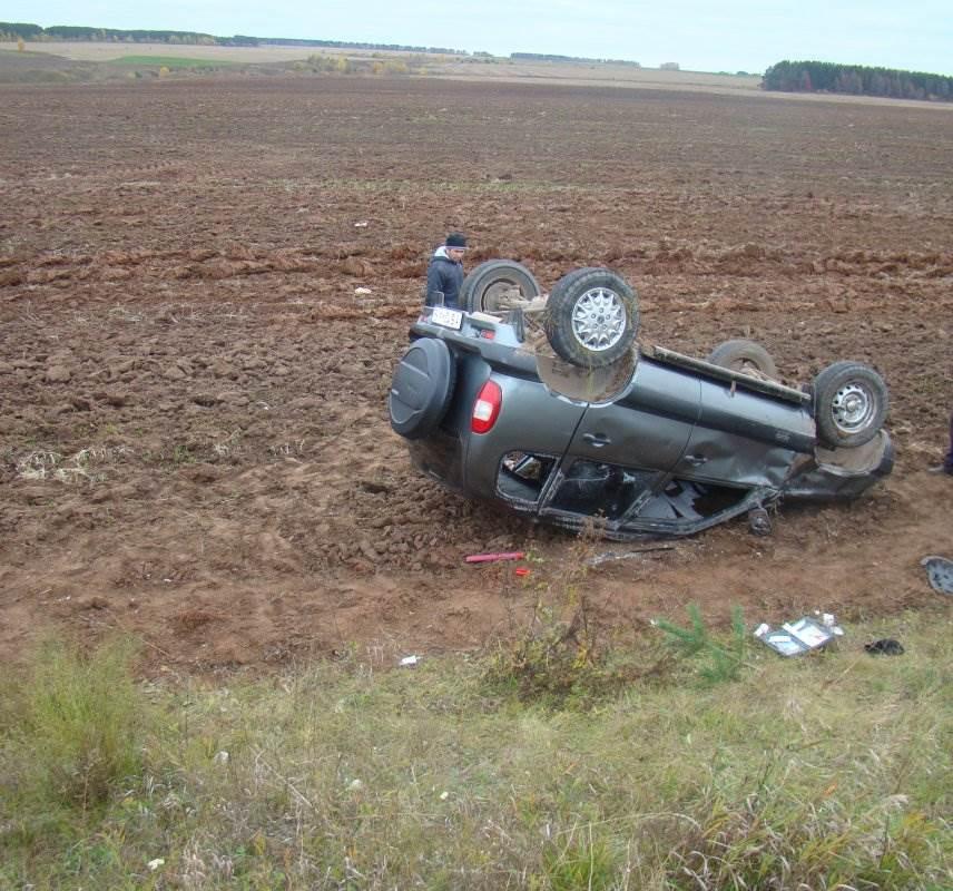 Пожилой водитель умер в больнице после ДТП в Чистоозерном районе