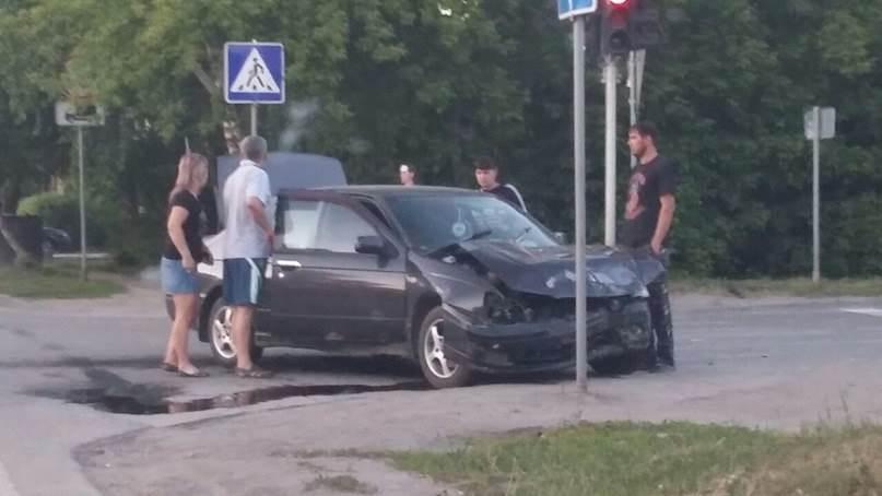 Воскресные аварии в Бердске: травмированы и стар, и млад