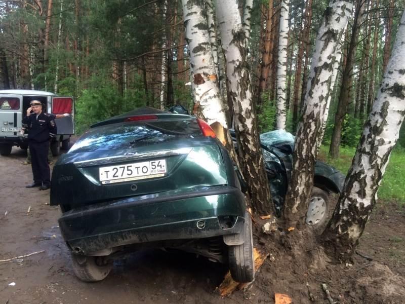 Два человека погибли на Дачном шоссе в Новосибирске