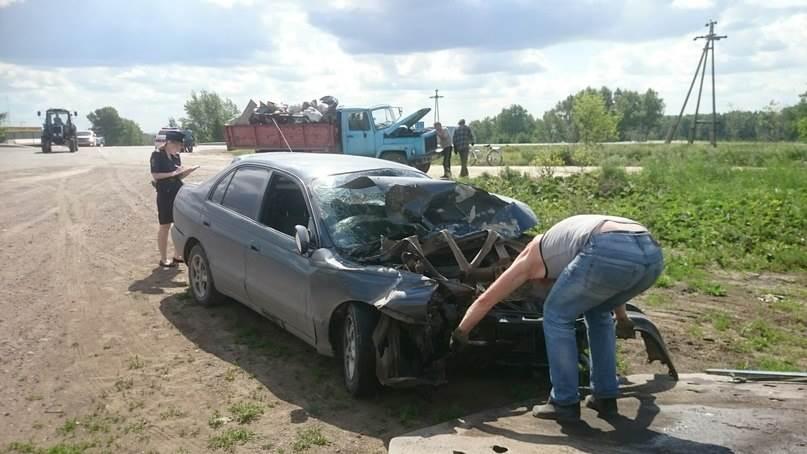 В июне на дорогах Искитимского района погибли 2 человека и 28 пострадали