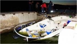 Смертельное происшествие на акватории Бердского залива