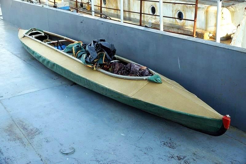 Транспортные полицейские разыскивает экипаж «летучего голландца»