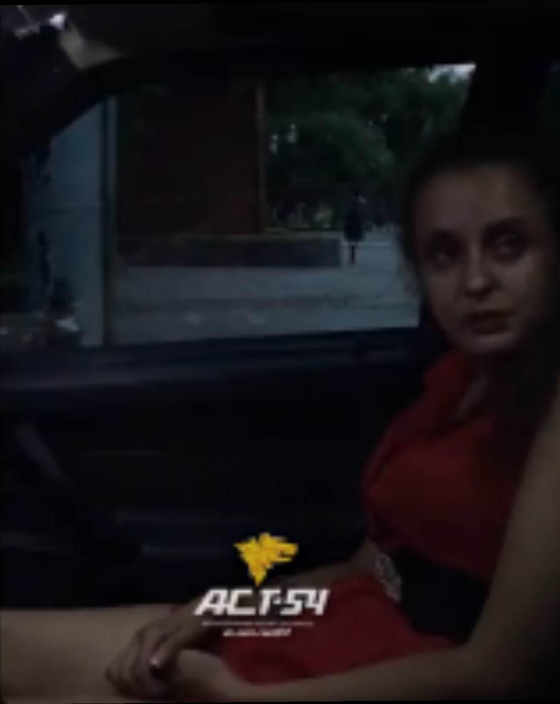 Пьяная сотрудница полиции совершила ДТП в Новосибирске