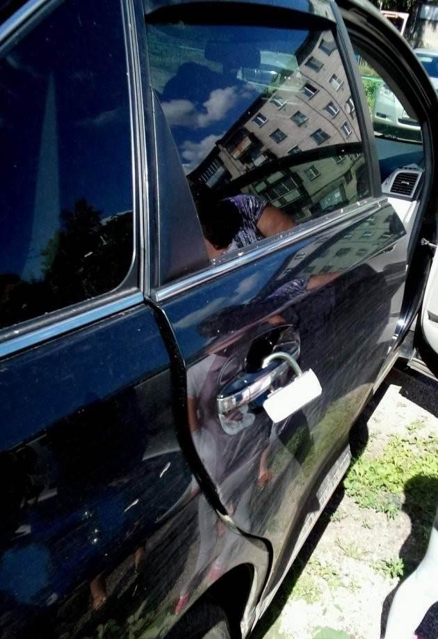 В Новокузнецке придумали новый способ вымогать деньги у автовладельцев