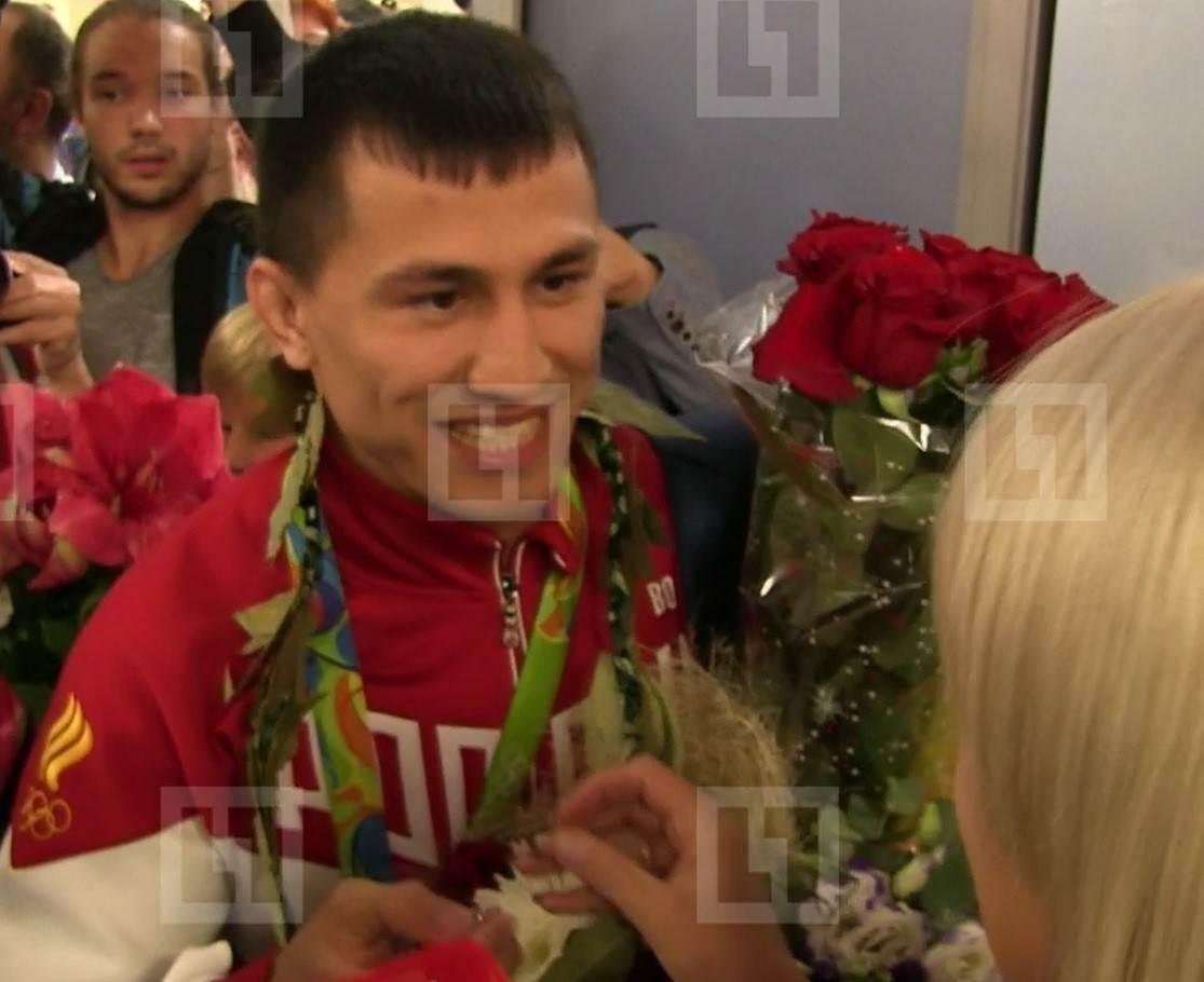 Жительница Бердска по-древнегречески поздравила Романа Власова с победой на Рио-2016
