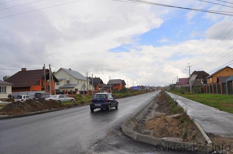 Мэрия Бердска предложила запретить ходить большегрузам по дороге на Белокаменный