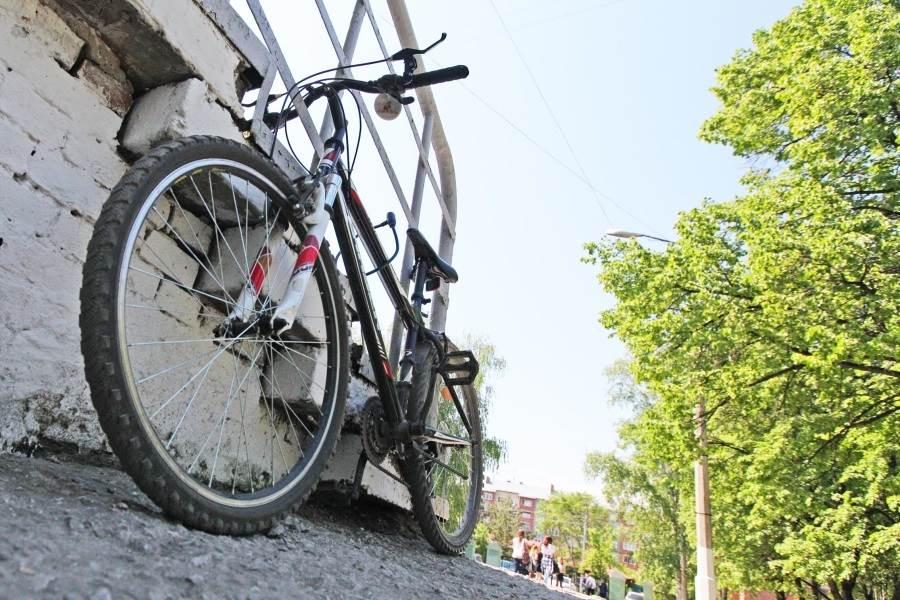 В Бердске увеличилось количество краж велосипедов