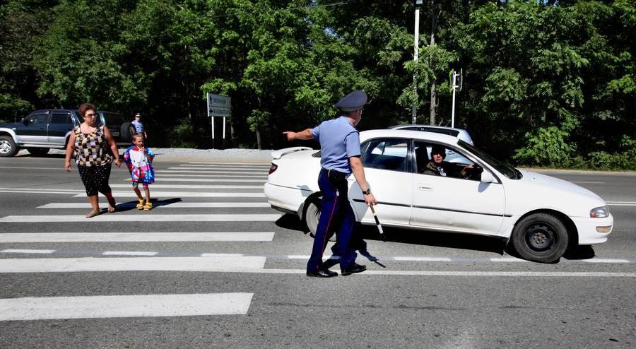 Госдума планирует увеличить штраф за проезд по «зебре» до 5 тысяч