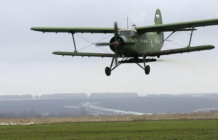 Ан-2 летевший рейсом Бердск-Красноярск разбился после дозаправки в Бердске