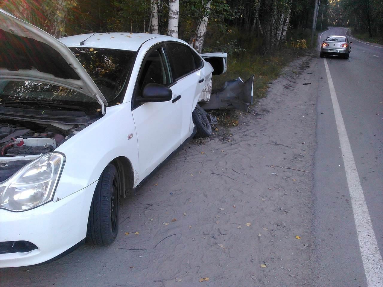 Водитель из Бердска просит помощи у возможных очевидцев ДТП на Тимакова