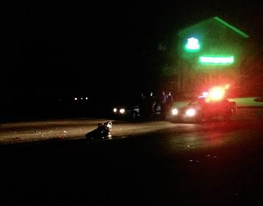 За минувшие 3 дня в Бердске произошло 3 ДТП с участием мотоциклистов