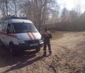 Недалеко от Бердска пожилая женщина вышла из машины и исчезла