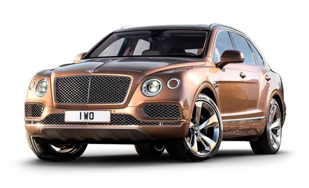 В Новосибирске прошла презентация нового Bentley Bentayga