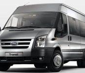 Ford забыл поставить на свой Transit М2 «важные заглушки»