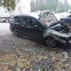 Хозяйка «Хонды» сообщает, что её машину подожгли. Это установили эксперты