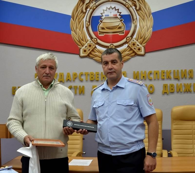Сергей Штельмах поблагодарил Сергея Иванова за бдительность и активную гражданскую позицию