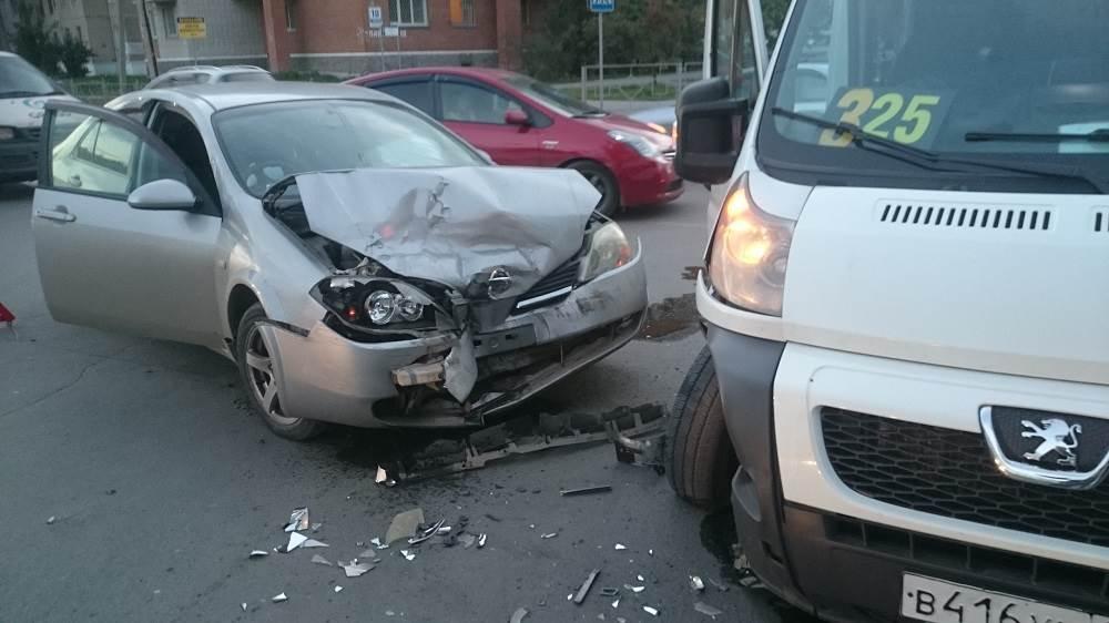 Участник ДТП в Бердске обратился к возможным свидетелям инцидента