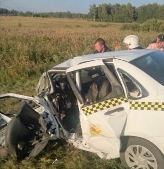 9 человек погибли в ДТП за один день в Новосибирской области
