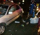 В столкновении двух авто в Новосибирске погиб один из водителей