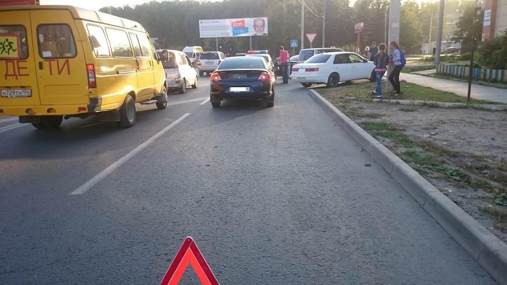 Видео: Школьник в Бердске убедился, что переходить дорогу следует правильно
