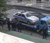 Фотофакт: Эвакуаторщик в Новосибирске, который смог