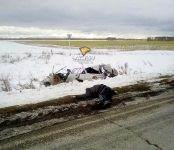 В смертельном ДТП в Черепановском районе пострадал 8-летний ребёнок