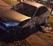 Во вчерашнем ДТП на Красной Сибири в Бердске пострадал водитель «Субару»