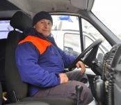 Спасатель-водитель из Бердска управляет «Газелями», «Лосями» и «Бобрами»