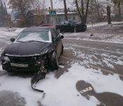 Сегодня в Бердске произошло рекордное количество столкновений
