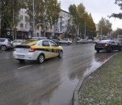 УЖКХ Бердска рекомендует водителям сменить резину