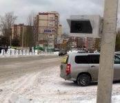 Фотофакт: Водителей Бердска скоро снимут на камеру