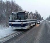 Гаишники спасают замерзающих водителей на трассах Новосибирской области