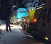 Версия: Нарушение ПДД привело к гибели водителя междугороднего автобуса в Бердске