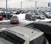 Авторынок Новосибирска: машины с пробегом везут с запада страны