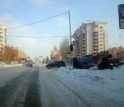Баллада о неработающем светофоре на аварийно-опасном перекрёстке в Бердске
