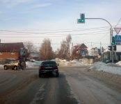 Фотофакты из «жизни» светофоров Бердска