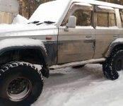В Речкуновке найдена автоледи, наехавшая на джипе на женщину с ребенком в Бердске